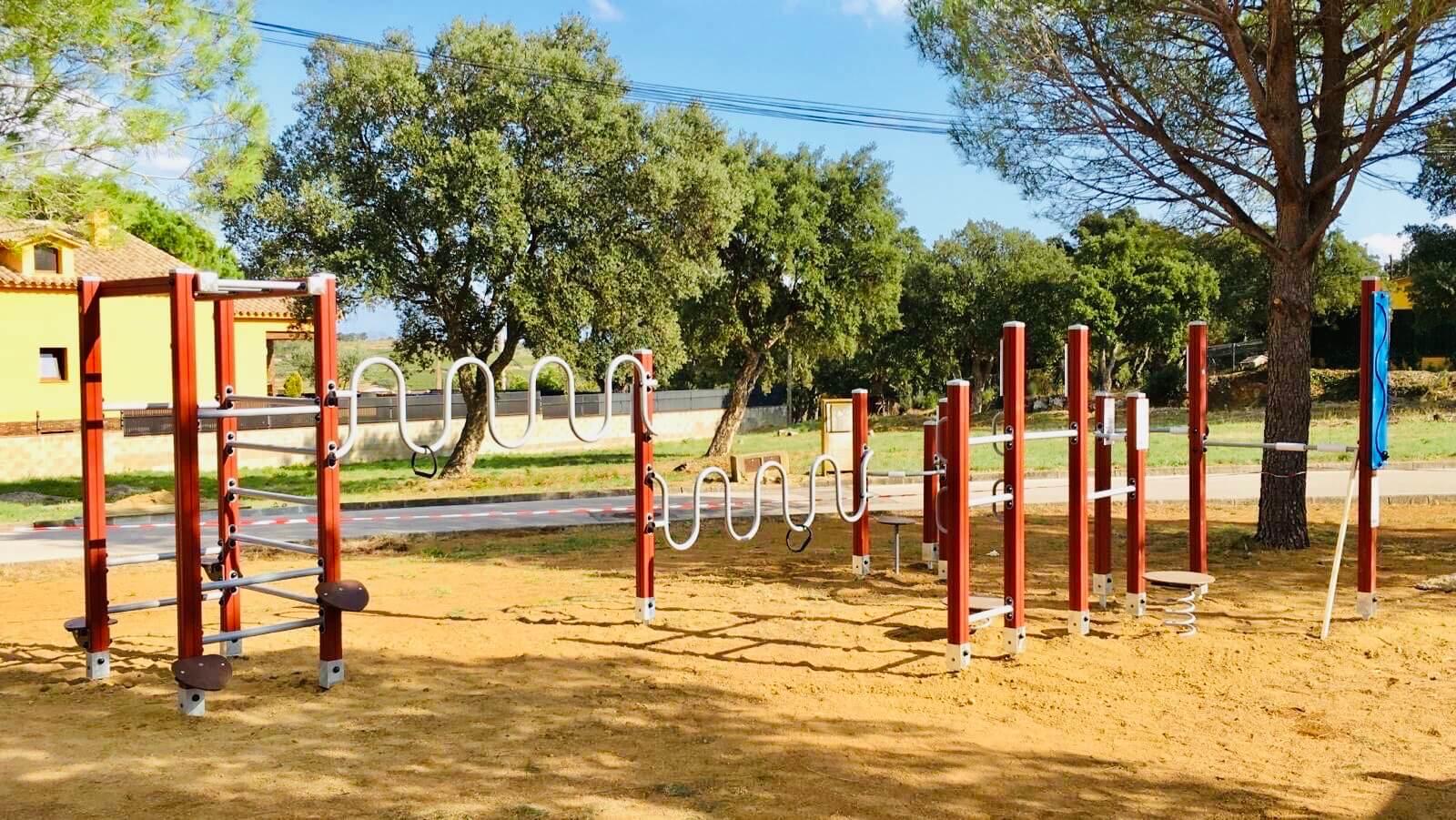 parques calistenia