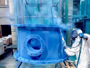 valvulas para tratamiento de aguas